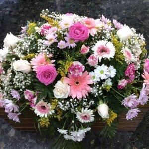 Centro variado fúnebre