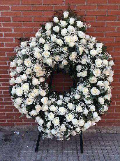 Lee más sobre el artículo Corona de Flores Funeral