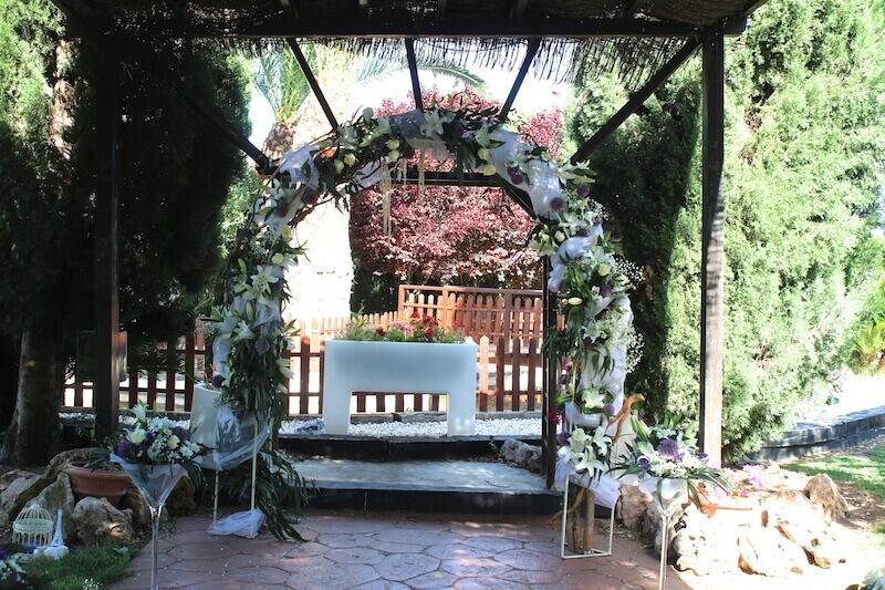 Flores para ceremonia civil 11