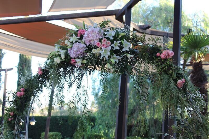 Flores para ceremonia civil 7