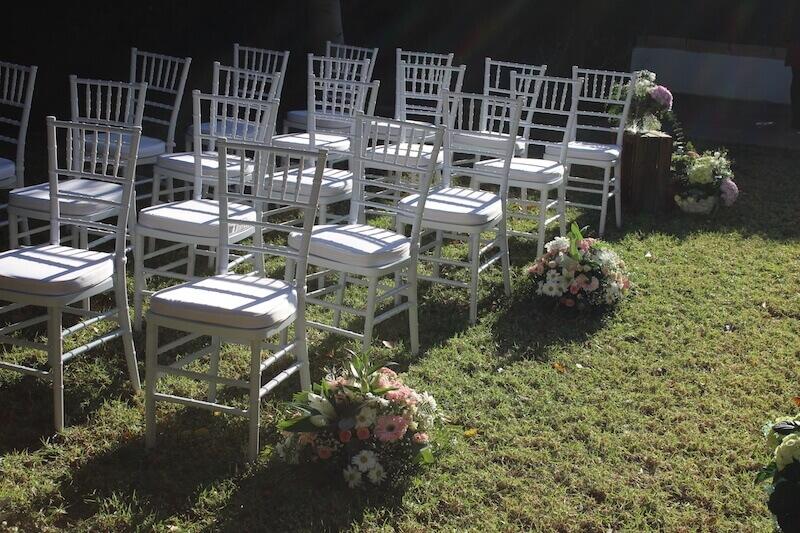Flores para ceremonia civil 16