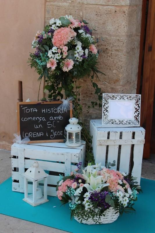 Flores para ceremonia civil 22