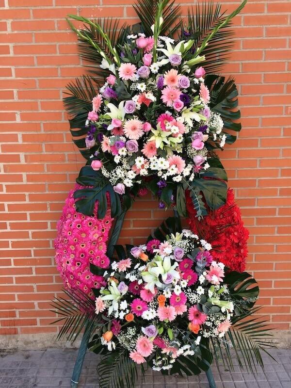 Coronas funerarias en Valencia