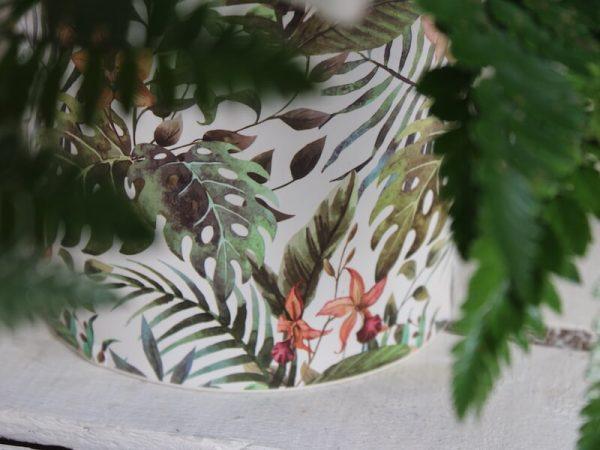 centro de orquideas y rosas rojas para regalar en Torrent